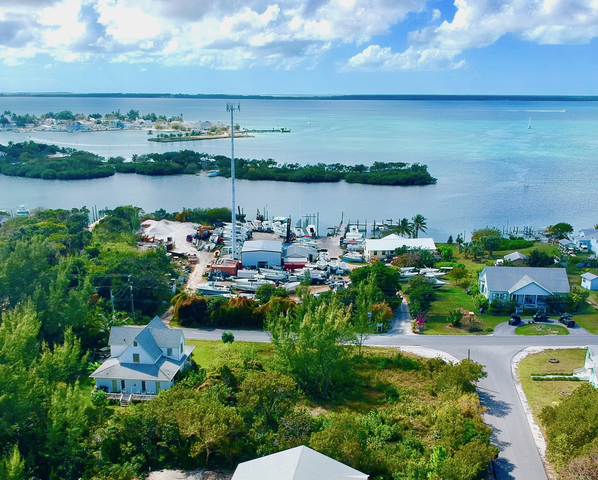 Land for sale in Green Turtle Cay