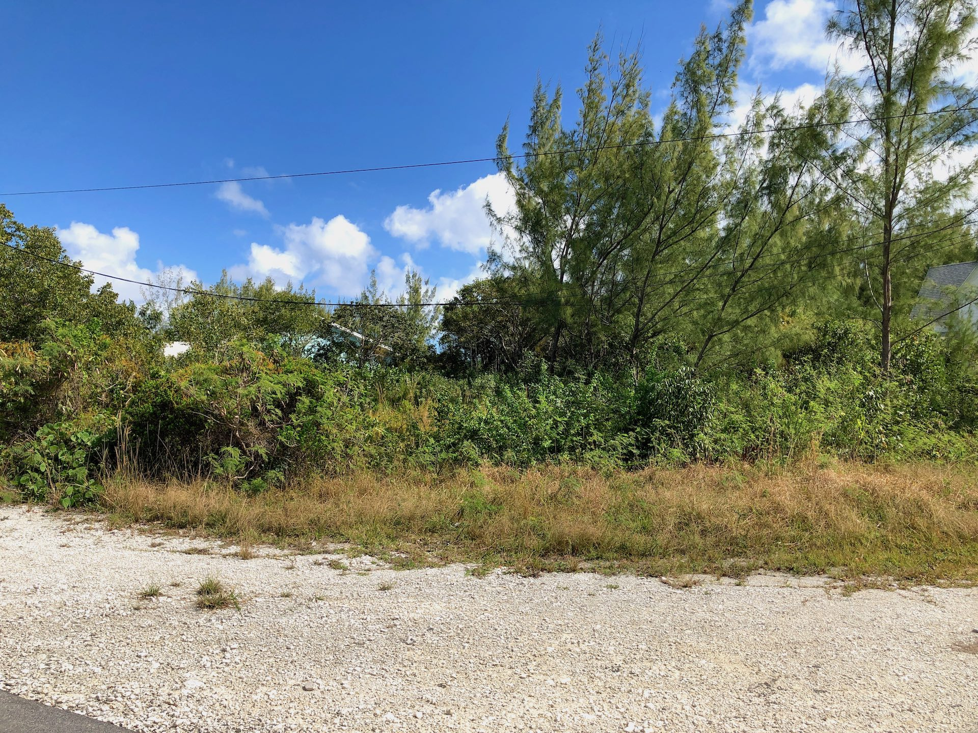Land for sale in Abaco
