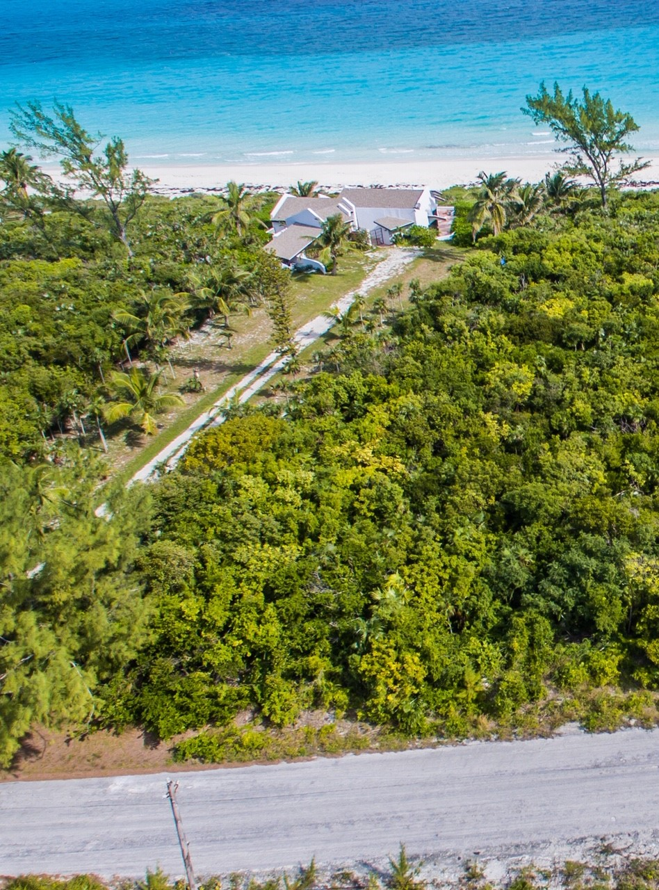 Berry Islands Beachfront Home for sale