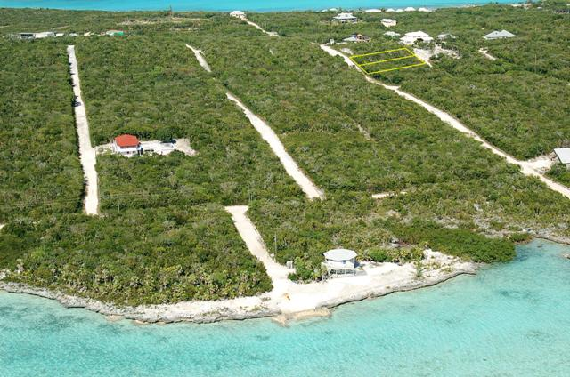 AERIAL VIEW OF LOTS 7241 & 7242