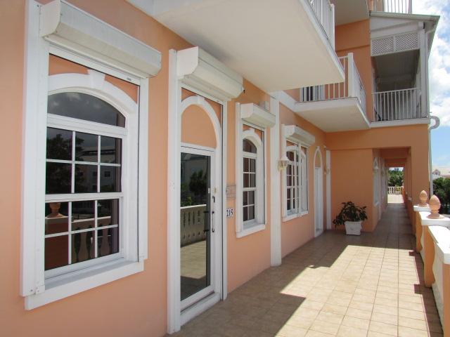 Sandport commercial building
