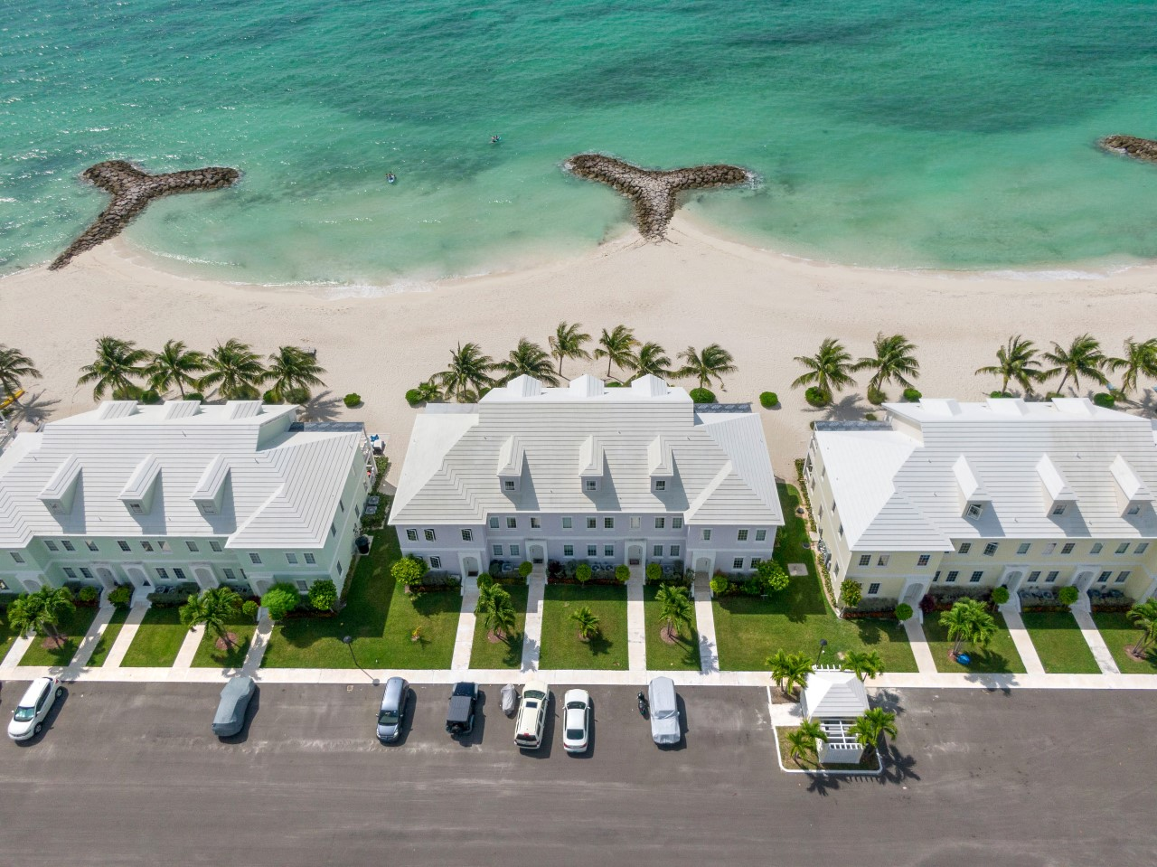 Palm Cay Beachfront Townhome