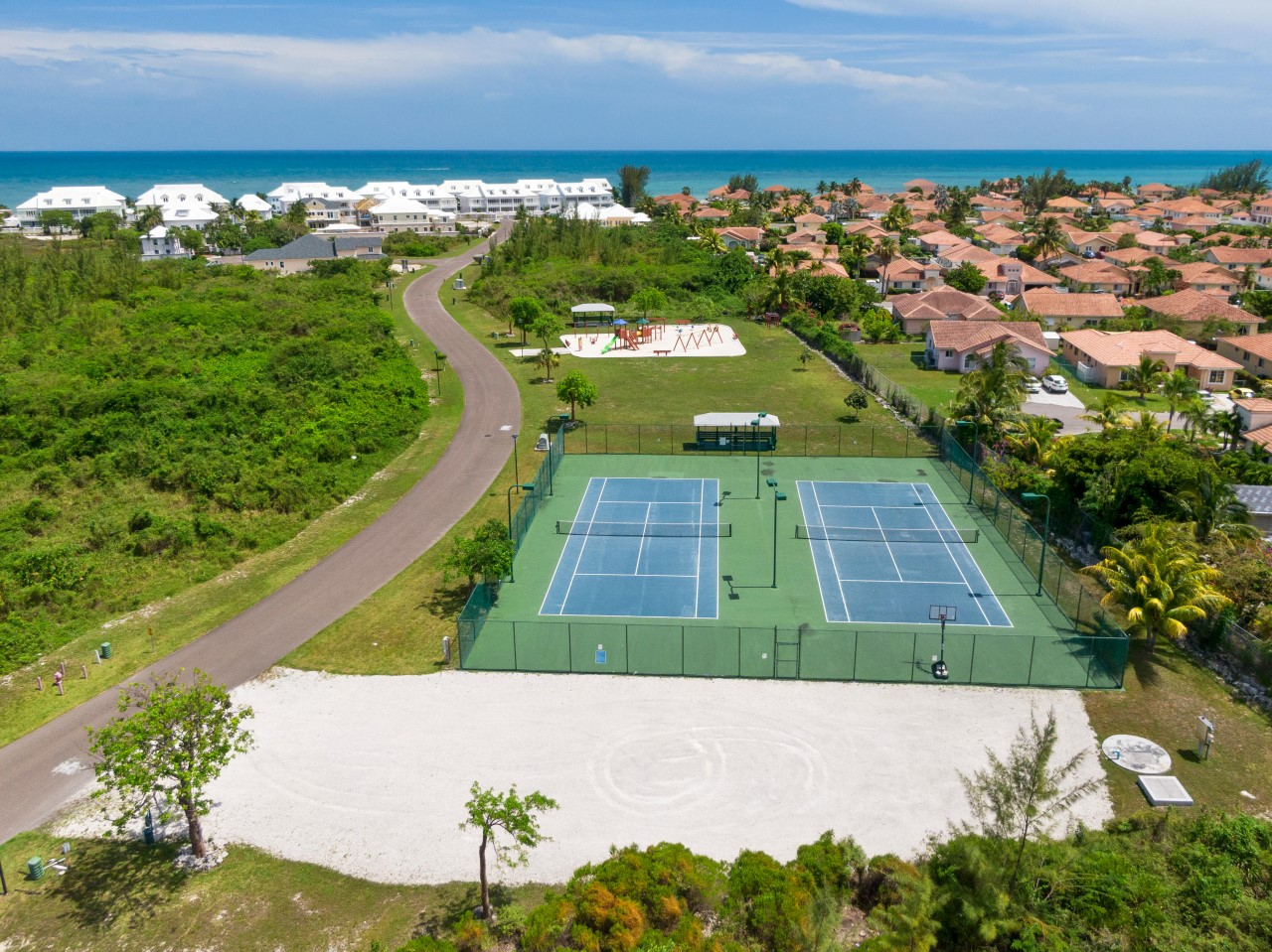 Palm Cay-beachfront-townhome
