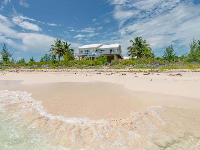 Beachfront Bahamas Home