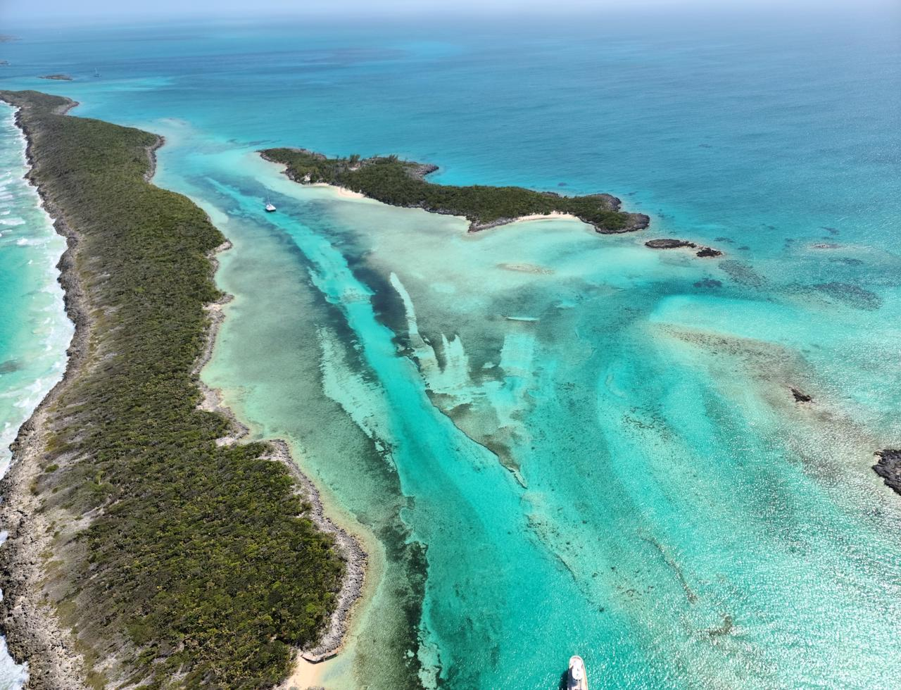 Exuma 12 acre private island