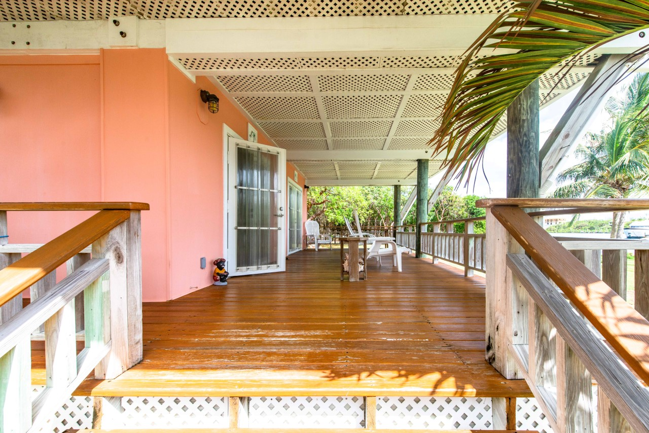 Great Harbour Cay Canal Front Home