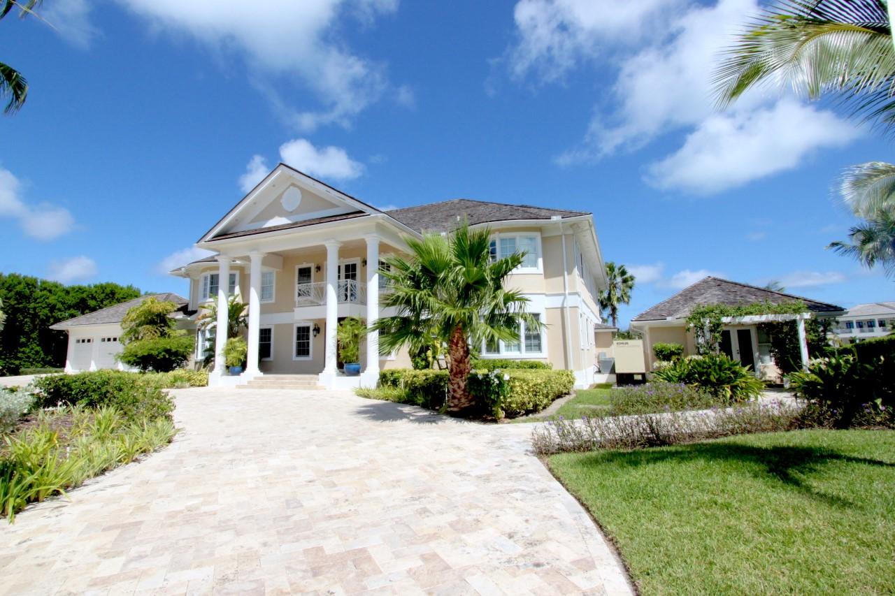 Ocean Club Estates Home
