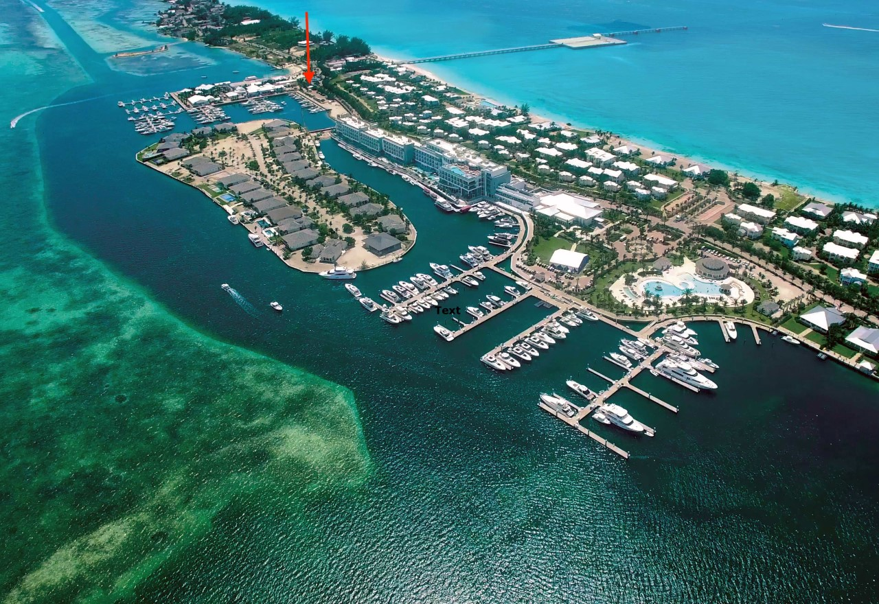 Bimini Bay Dockslip