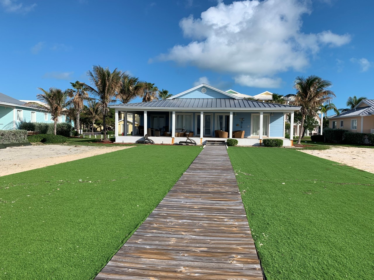 Bimini Bay Beachfront Home
