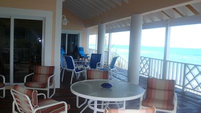 Bahamas Beachfront Home For Sale