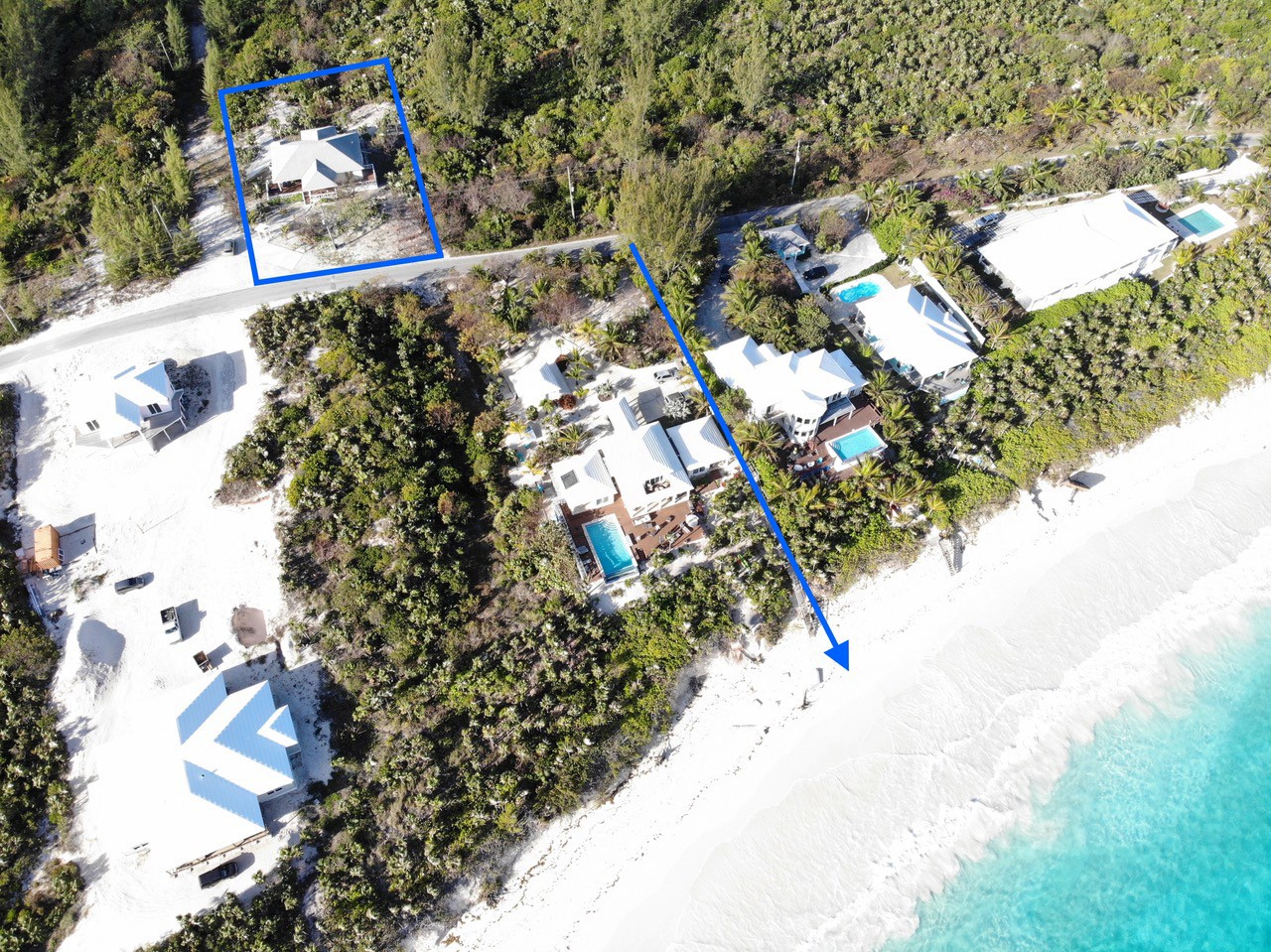 Eleuthera vacation home for sale