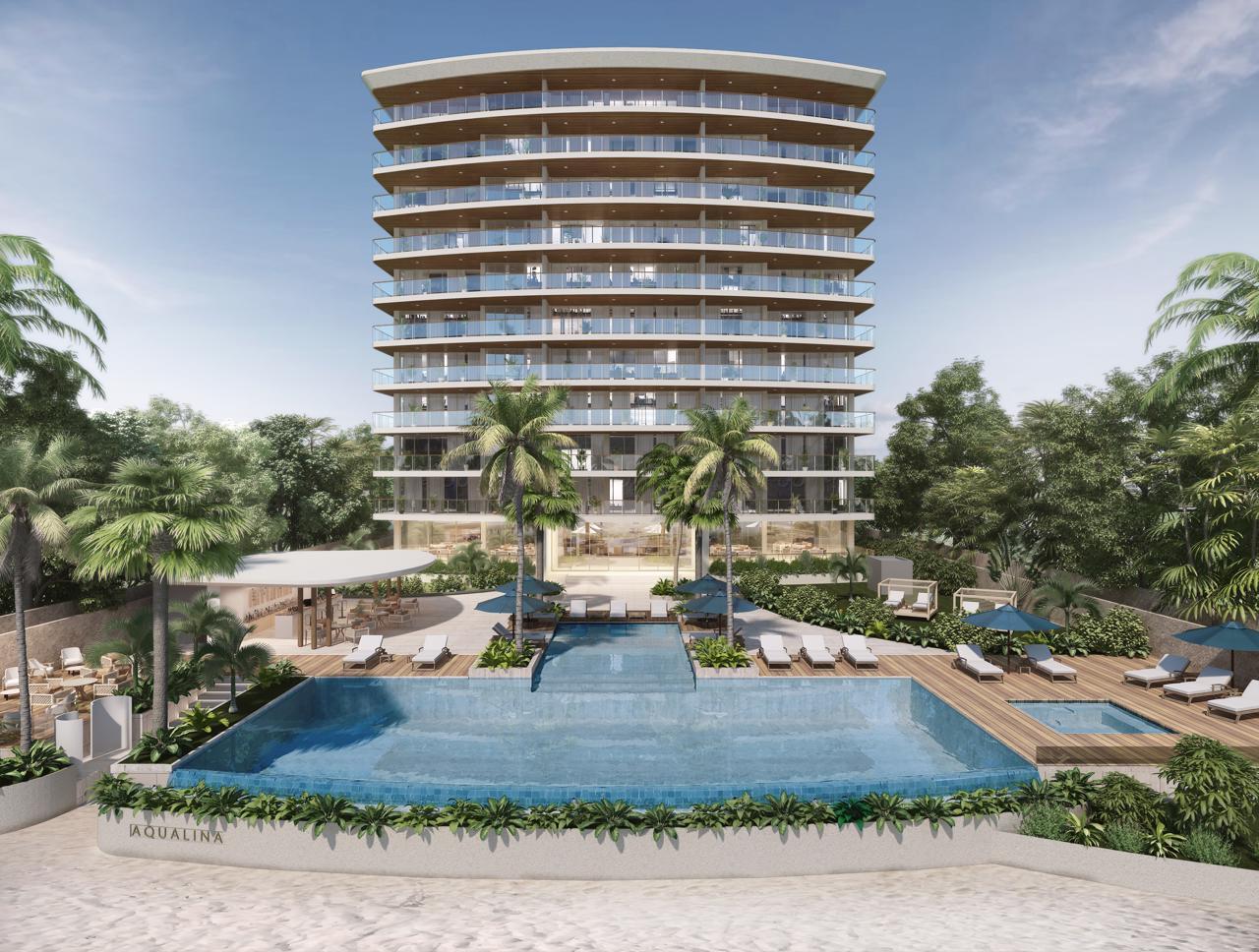 Aqualina Beachfront Luxury Penthouse Nassau