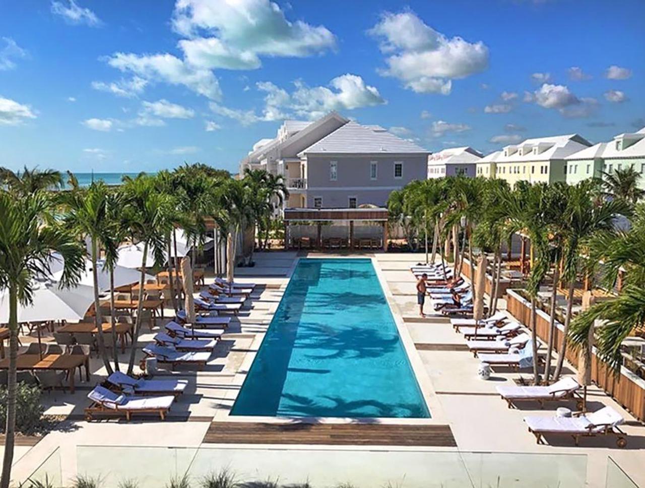 Palm Cay Gated Oceanfront Community Condo Nassau