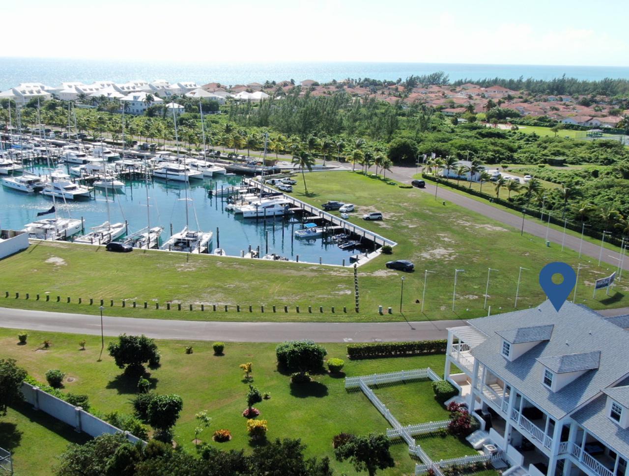 Palm Cay Townhouse Near Marina