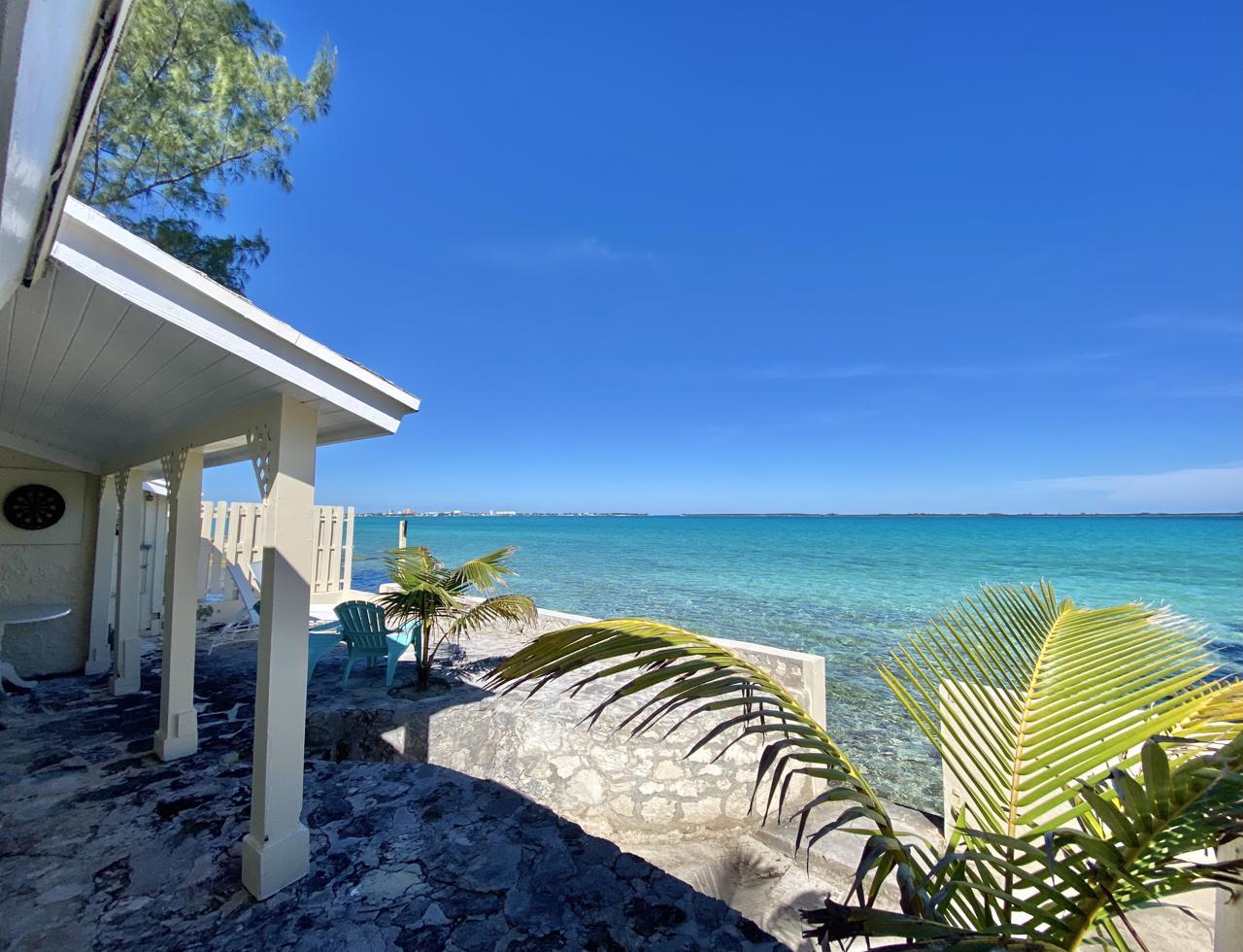 Bahamas Real Estate Waterfront Home