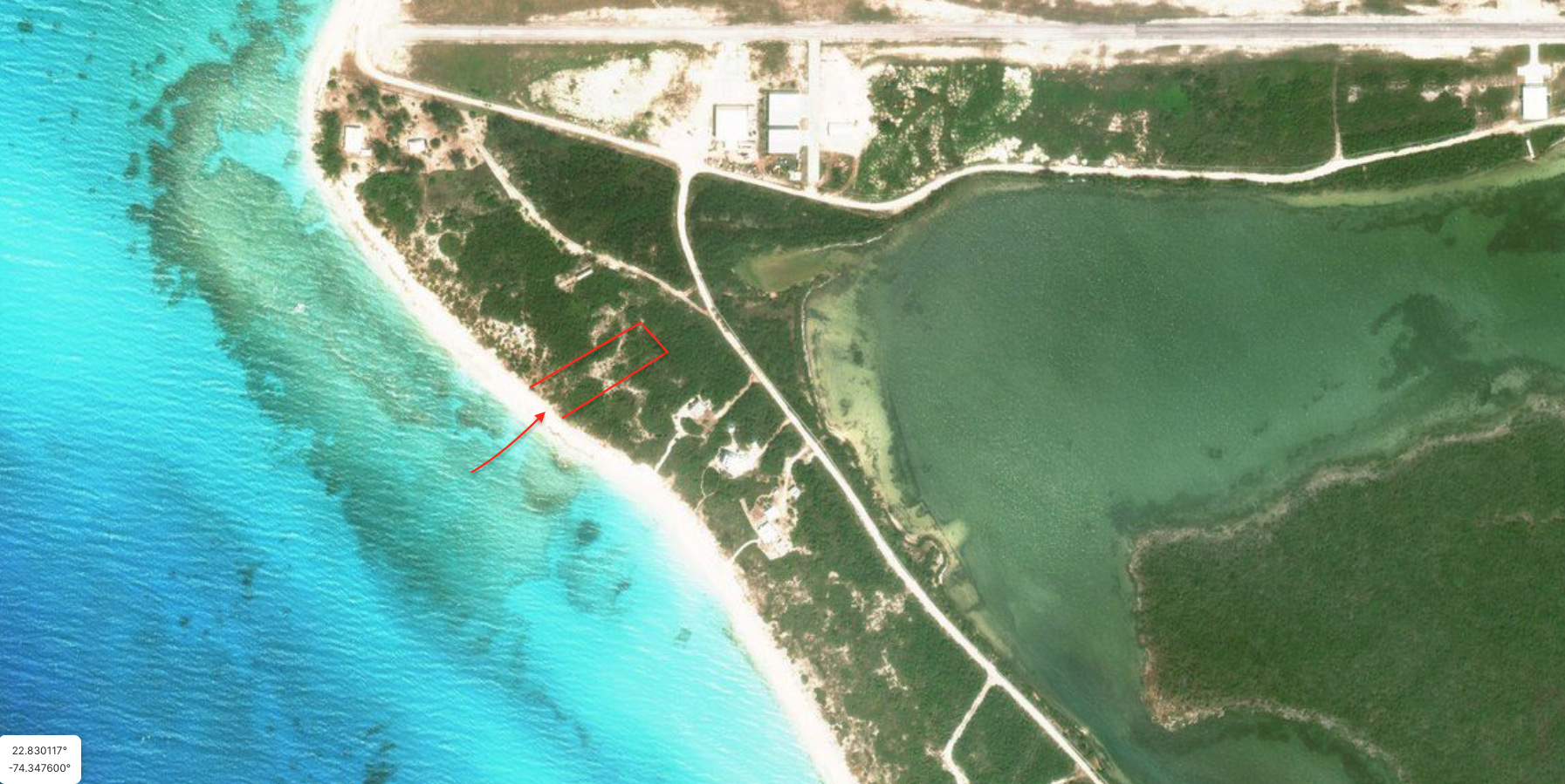 /listing-crooked-island-beachfront-lot-for-sale-38661.html from Coldwell Banker Bahamas Real Estate
