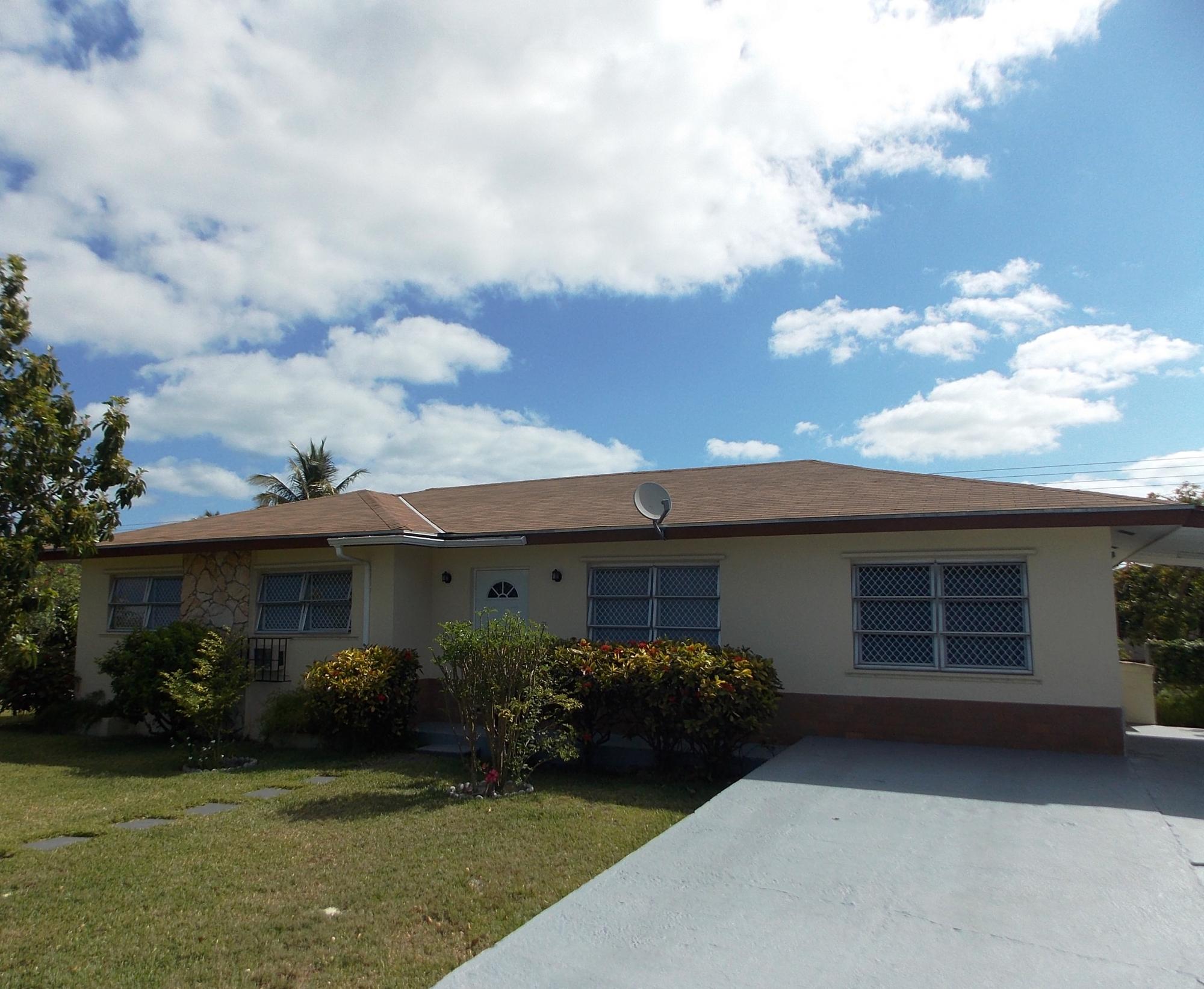 Bahamas Real Estate on Nassau For Sale  ID 9077