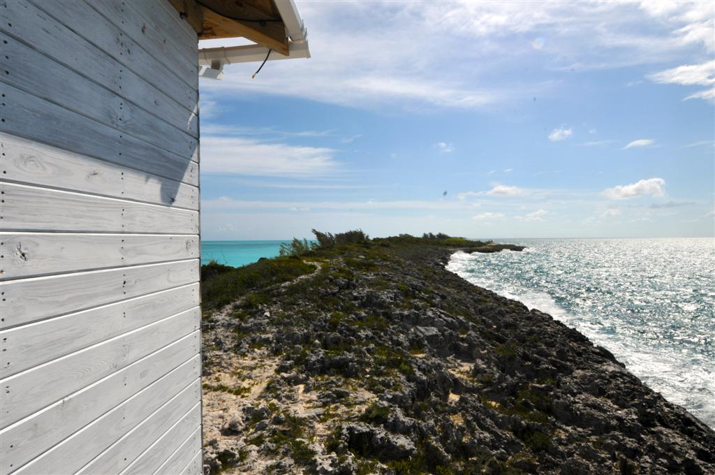 Rose Island Beach Front Home for Sale