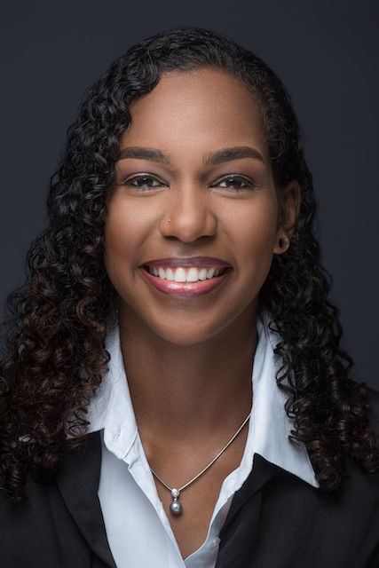Dyaria Knowles agent for Coldwell Banker Bahamas Real Estate
