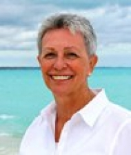Judy Hurlock agent for Coldwell Banker Bahamas Real Estate
