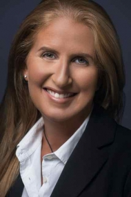 Martina McSweeney agent for Coldwell Banker Bahamas Real Estate