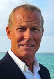 Mitchell Carey agent for Coldwell Banker Bahamas Real Estate